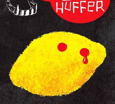 Gas Huffer, Lemons, Joe Newton, Illustration, art